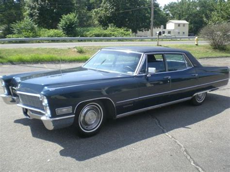1968 cadillac fleetwood brougham for sale 1968 cadillac fleetwood brougham for sale autos post