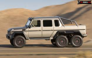 Mercedes G63 Price Mercedes G63 Amg 6x6 Price Has Been Announced
