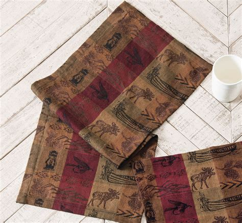 54 inch table runner high country table runner 54 inch