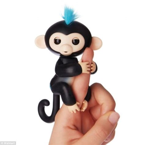 Best Seller Fingerlings Baby Monkey walmart predicts the top 25 toys this season daily mail