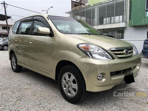 2006 Toyota Avanza G toyota avanza 2006 1 3 in selangor automatic mpv gold for