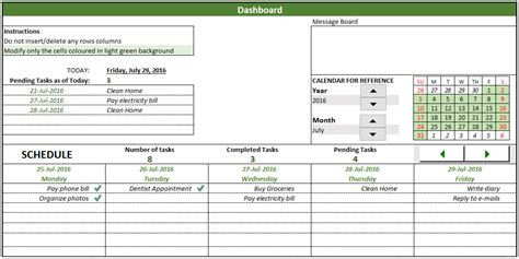 tasks template excel free to do list template in excel to create manage tasks