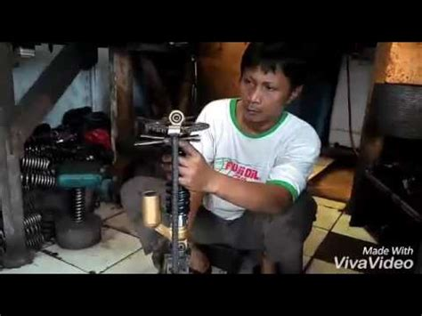 Peninggi Shock Belakang Undur Undur 1 how to remove of rear shock absorber of 125 cc motor cycle funnycat tv