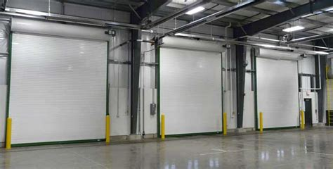 Cornell Overhead Door with Cornell Service Doors