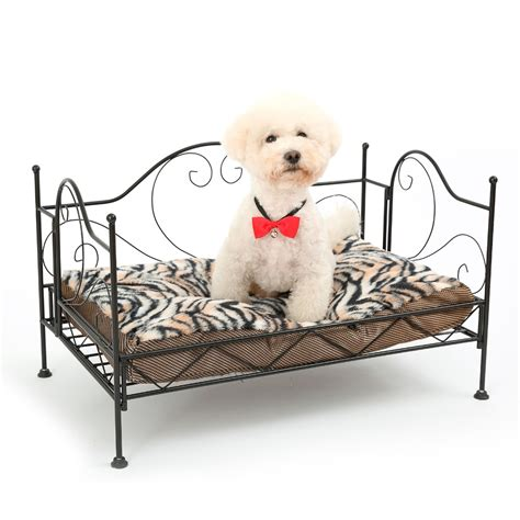 metal frame dog bed domestic delivery luxurious pet bed metal frame bed for