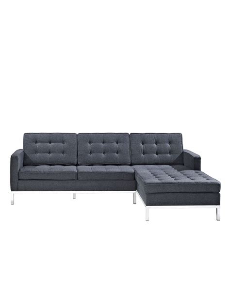 right arm sectional bateman wool right arm sectional sofa modern furniture