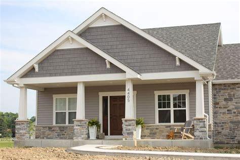 Shingle Gable Roof Gable Contrast Siding Shingle Siding Exterior House
