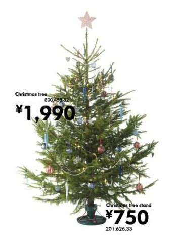 economy ecology go hand in hand at ikea japan this christmas