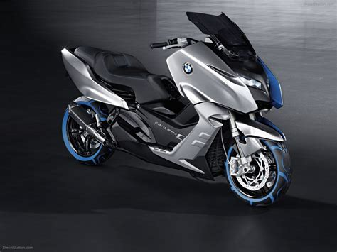 bmw scooter c concept 2010 bike wallpaper 09 of 43