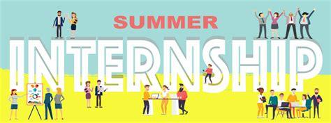 summer intern summer internship department of management city