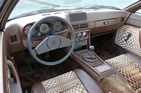 porsche 924 interior 17 best images about porsche 924 on porsche