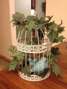 Decorating A Birdcage For A Home by Bird Cage Decoration My Creative Crafty Ideas
