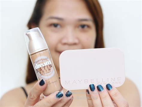 Maybelline Satin Skin askmewhats top philippines skincare