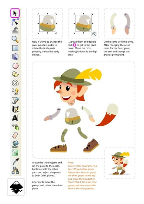 Inkscape Tutorial Character | 636 best images about inkscape on pinterest cartoon