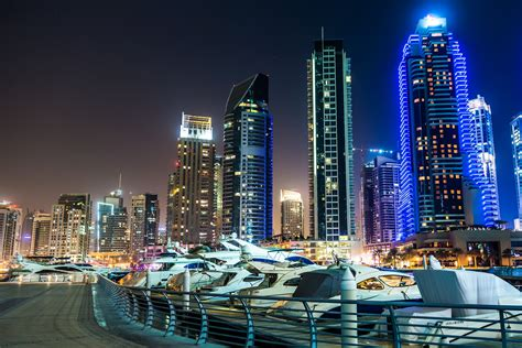 emirates multi city united arab emirates skyscrapers dubai wallpaper