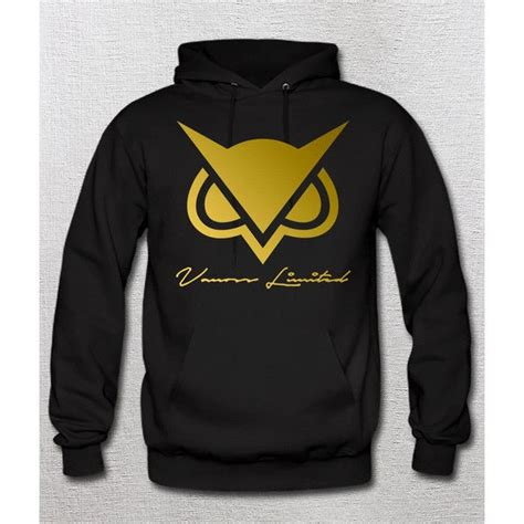 vanoss hoodie 33 liked on polyvore featuring tops