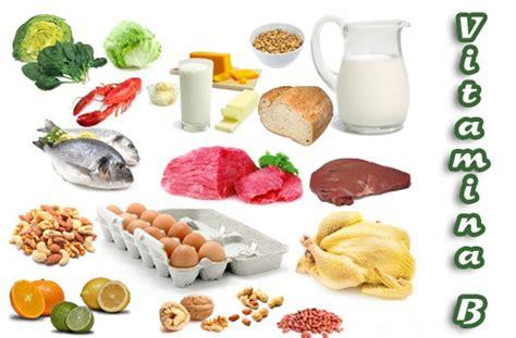 elenco alimenti con vitamina k alimentos ricos en vitamina b