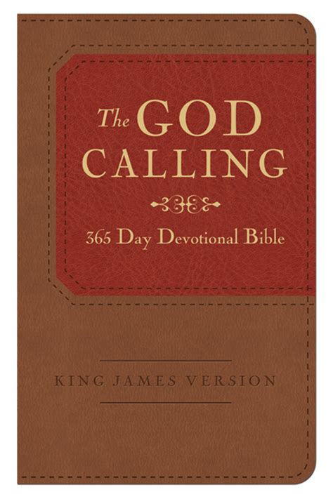 when god calls the devotions from valley books kjv god calling 365 daily devotional bible beulah book shop