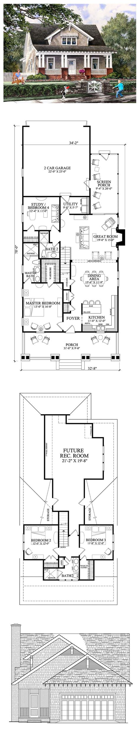 cottage floor plans 25 best ideas about bungalow homes plans on