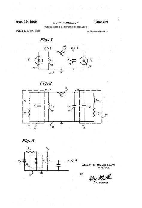 microwave tunnel diode oscillator microwave tunnel diode oscillator 28 images patent us3087123 negative resistance diode
