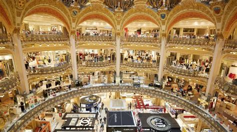 Sale Time At Galeries Lafayette by Shop For Fashion In The Best Addresses