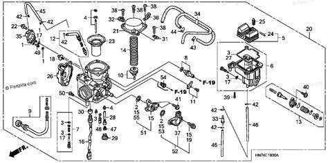 honda rancher  carburetor hose diagram hose image  wallpaper hughsaintcom