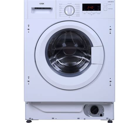 Kitchen Cabinet Manufacturer Reviews by Buy Logik Liw814w15 Integrated Washing Machine White