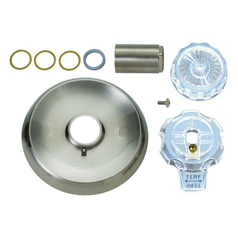 Mixet Shower Faucet by Brasscraft 1 Handle Tub And Shower Faucet Trim Kit For