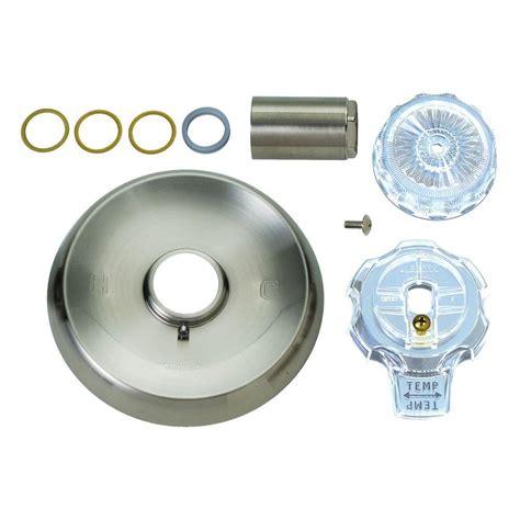 bathtub trim kits brasscraft 1 handle tub and shower faucet trim kit for