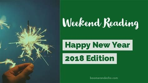 new year weekend 2018 home financial freedom
