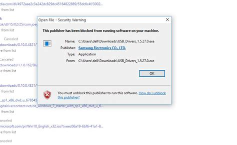 how to a that has been fix this publisher has been blocked from running software on your machine in