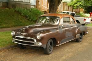 1951 Chevrolet Business Coupe Parked Cars 1951 Chevrolet Business Coupe