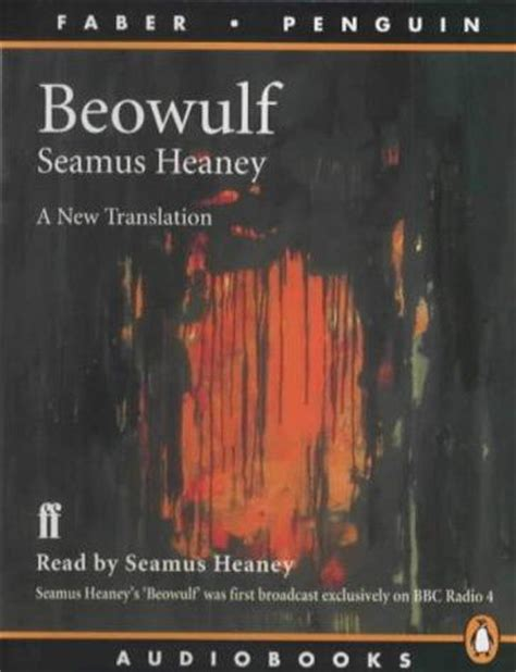 beowulf a new translation 0571203760 beowulf a new translation read by seamus heaney audio by heaney seamus london penguin