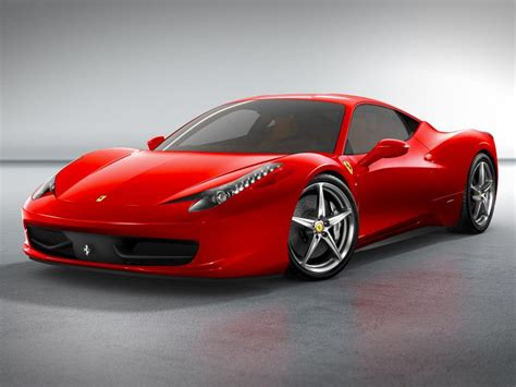 Test Driving the Ferrari 458 Italia