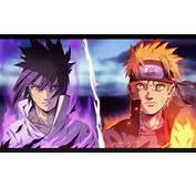 Gambar Foto Naruto Vs Sasuke Berubah Keren  Kata