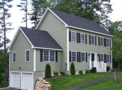 houses with vinyl siding pictures vinyl siding boston by mbm construction