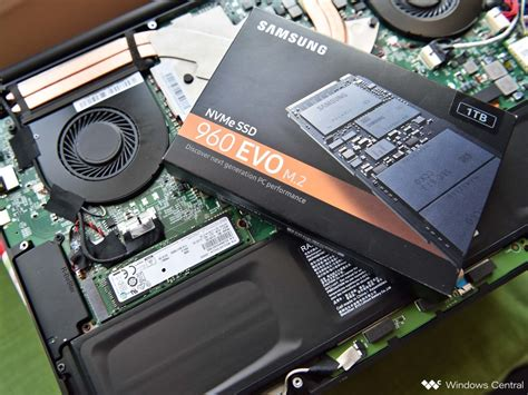 samsung 960 evo the samsung 960 evo is a fast ssd for a lot of money but is it worth it windows central