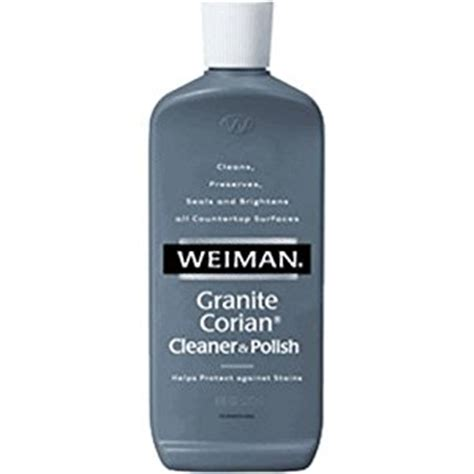 weiman granite cleaner 8oz bottle