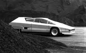 Alfa Romeo Navajo 1976 Alfa Romeo Navajo Bertone Studios