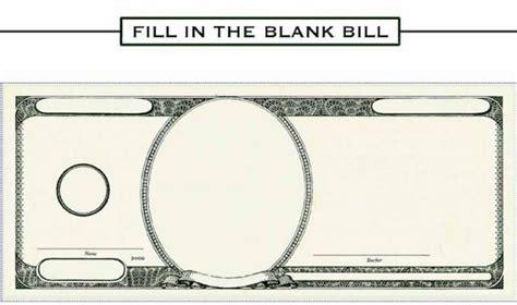 money design template create your own money template make dollar bill ready