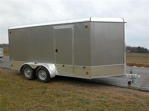 series trailer aluminum cargo trailer vdc series rnr trailers