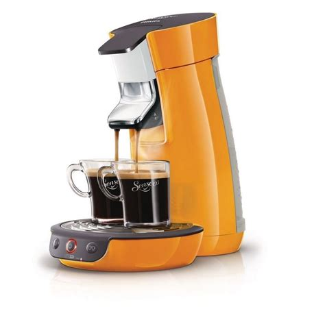 senseo kaffeemaschine preis philips senseo viva cafe hd7825 orange kaffeepadmaschine
