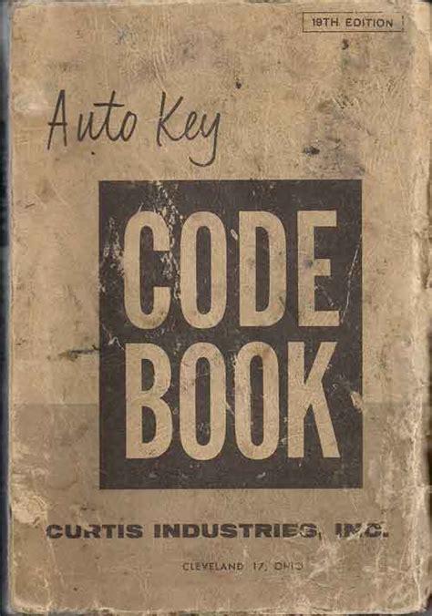 hawley lock supply curtis code books hawley lock supply curtis code books