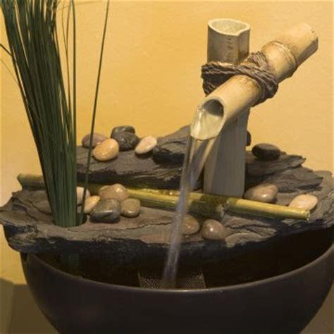 Keran Air Unik By H Appliance air mancur taman air mancur bambu sederhana yang menenangkan