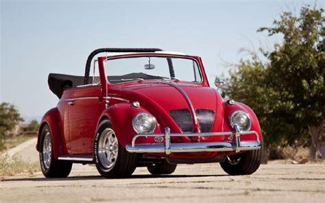 Motor Radical V8 by El Radical Volkswagen Beetle De Paul Newman Con Motor V8