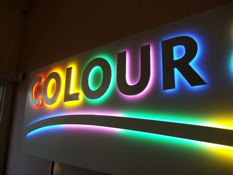 The Sign Gallery Experts Specialise In Light Box Signs Outdoor Lighted Signs