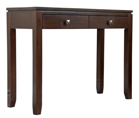 amazon com simpli home artisan console sofa table medium amazon com simpli home cosmopolitan collection console