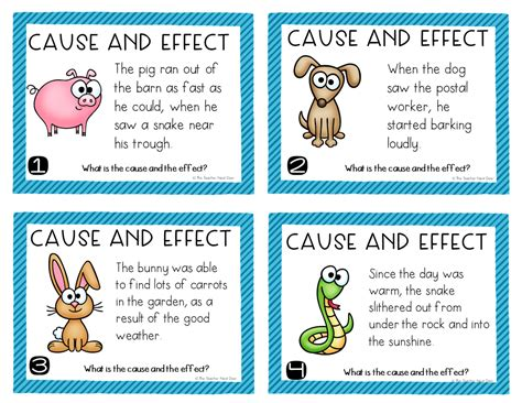 picture books for cause and effect elementary snapshots cause and effect using