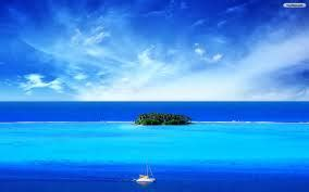 Gt221 Warna Biru Soft birunya laut dan langit aisyah