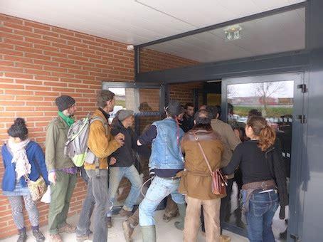 chambre agriculture albi autour de sivens la solidarit 233 s organise au blocage